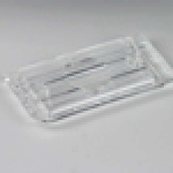 Jeepster commando clear tail light lens
