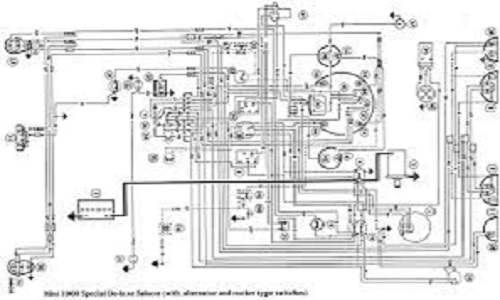 jeepster color wiring diagram   29 wiring diagram images