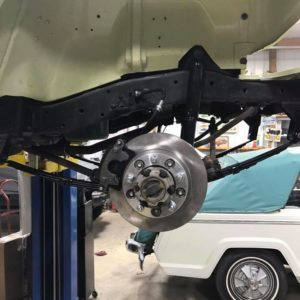 Jeepster Commando Pinion Bearing – Just Jeepsters