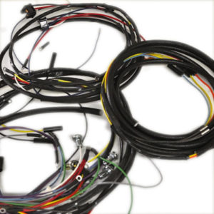 Jeepster Commando Wiring Harness for Automatic – Just Jeepsters on datsun 620 wiring diagram, international scout 800 wiring diagram, international scout ii wiring diagram, jeepster commando wiring diagram, jeep commando engine swap, vw baja wiring diagram,